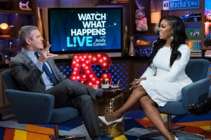 Porsha Williams Responds To Andy Cohen's Revelation That She Was Almost Fired From 'RHOA'