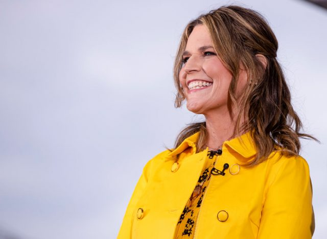 'Today': Savannah Guthrie Needs More Eye Surgeries – 'My Eyesight is Not Great