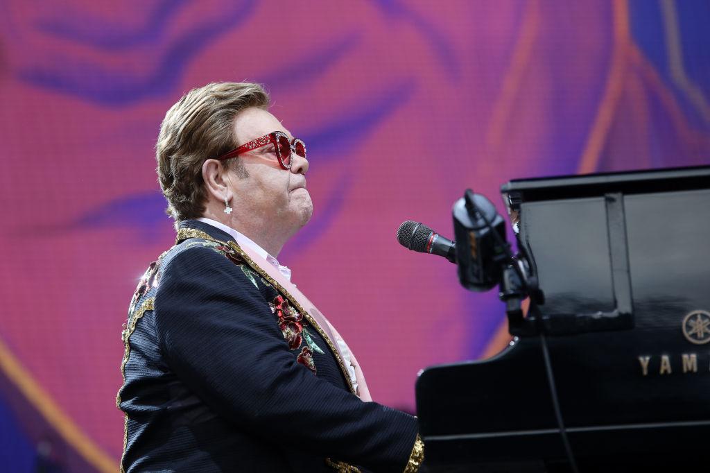 Elton John's Coronavirus Emergency Relief ...