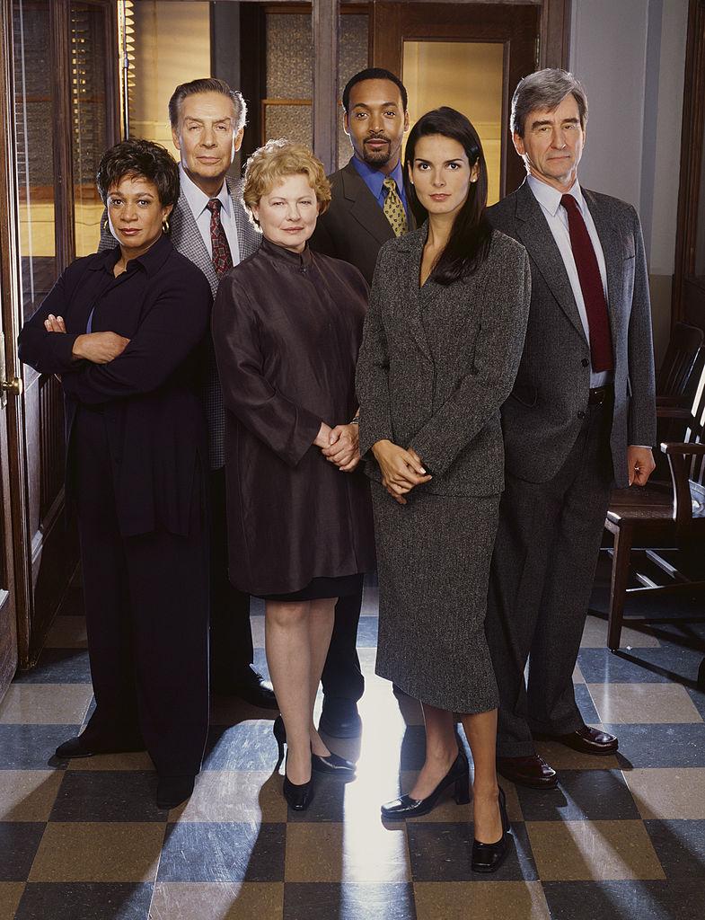 'Law & Order' Season 11 cast