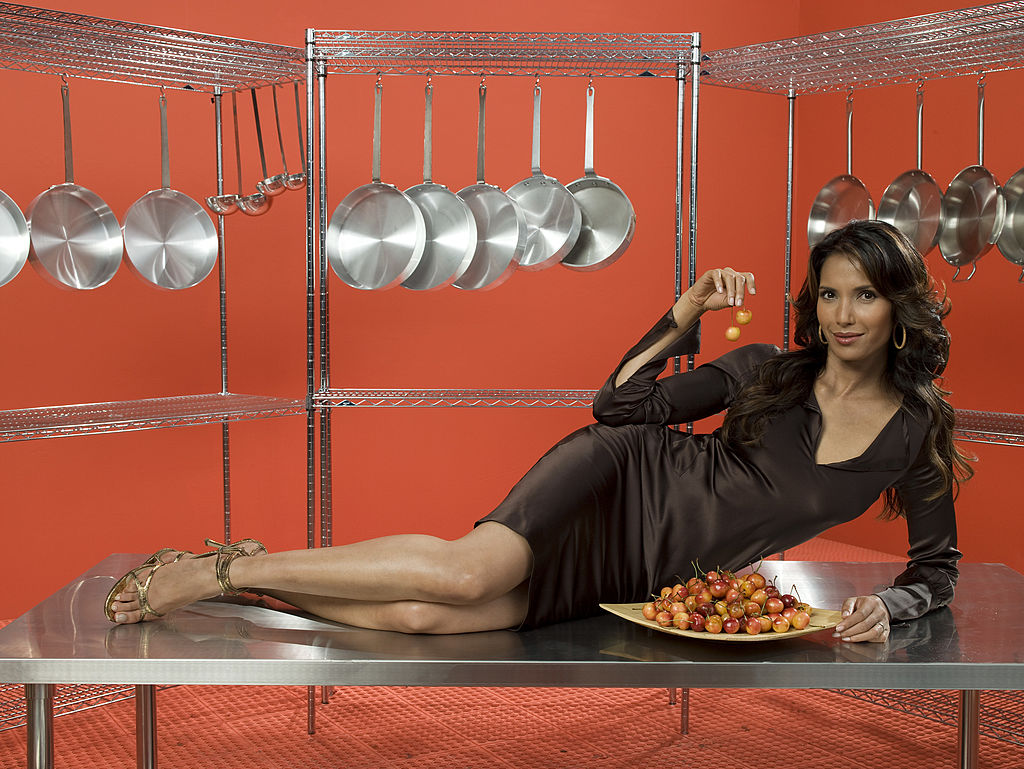 'Top Chef' host Padma Lakshmi