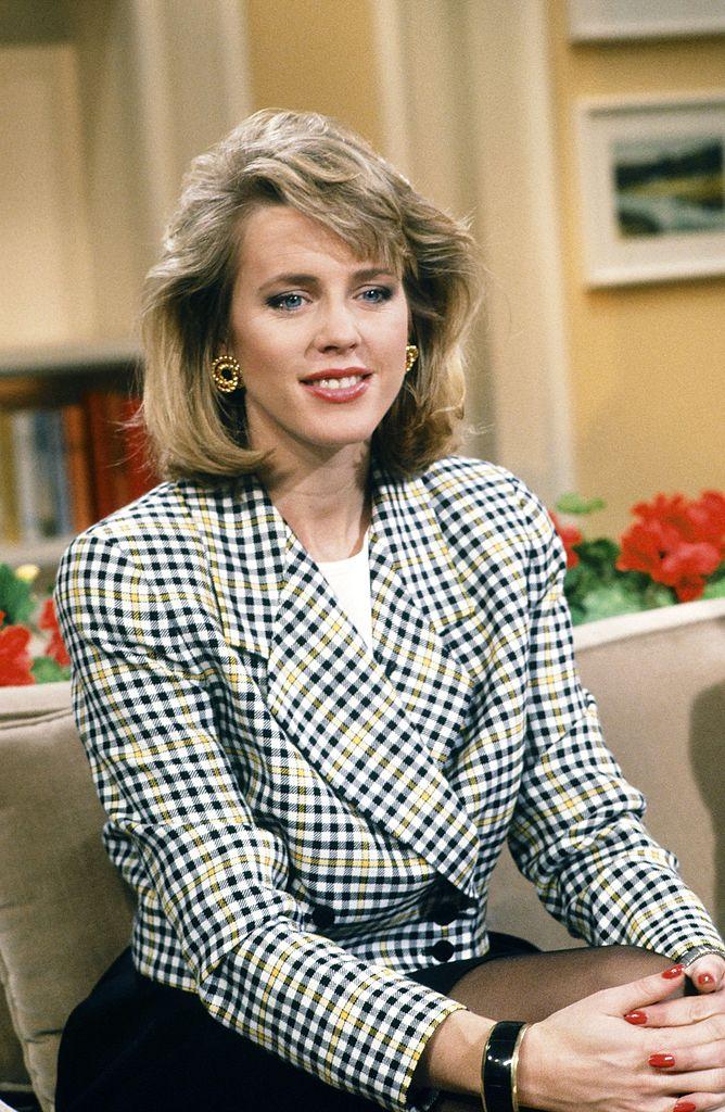 Deborah Norville, 1990