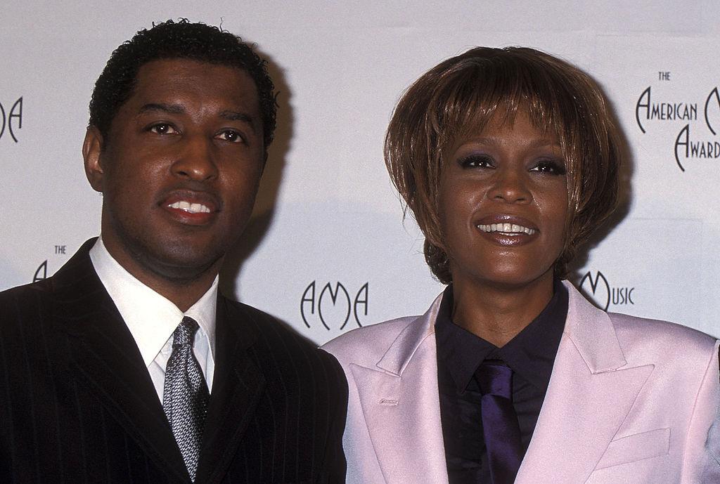 Babyface and Whitney Houston
