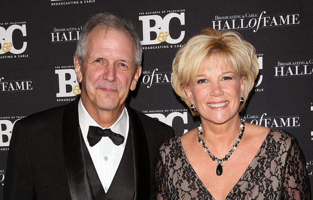 Charlie Gibson and Joan Lunden, 2012