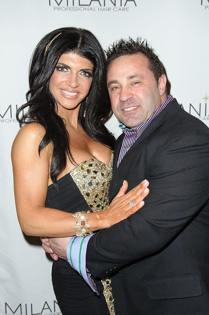 Teresa Giudice and Joe Giudice