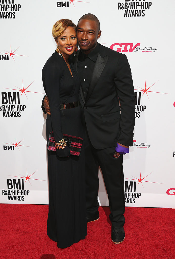 Eva Marcille and Kevin McCall