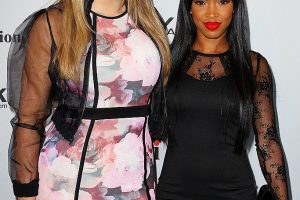 Khloé Kardashian's BFF, Malika Haqq, Once Branched Out On Her Own In A TV One Reality Series