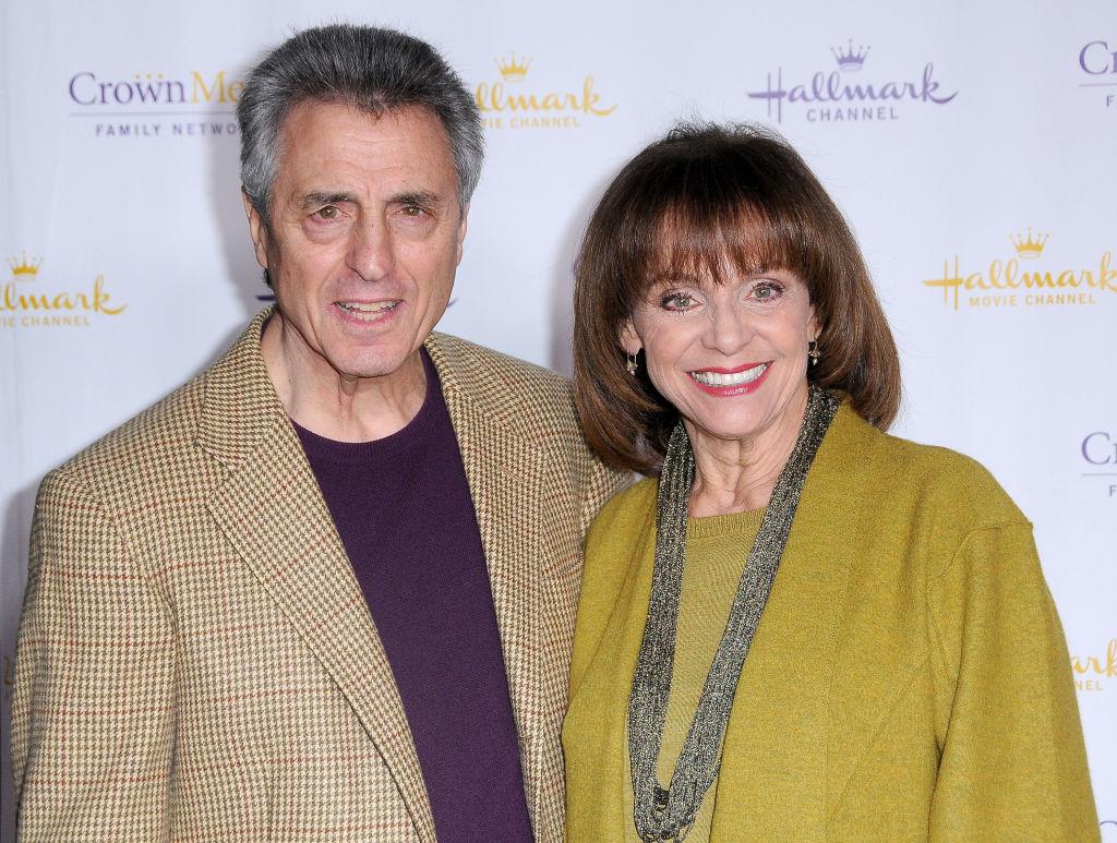 Valerie Harper and husband actor Tony Cacciotti