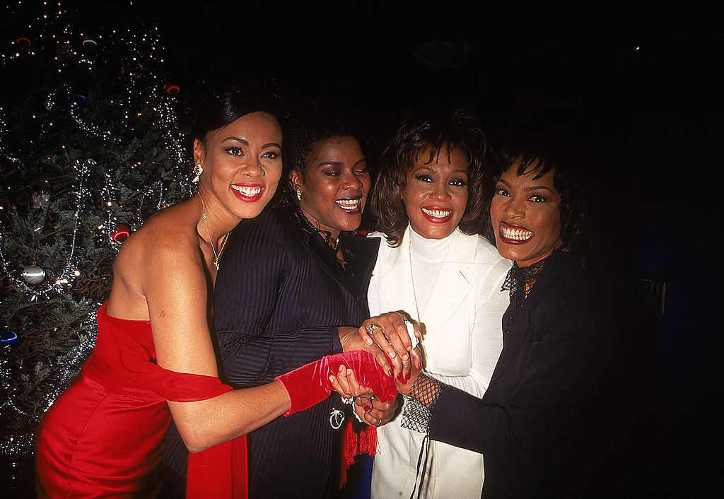 Cast of 'Waiting to Exhale'