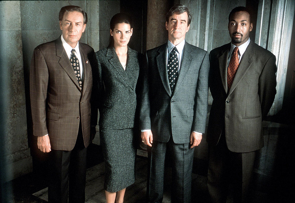 The cast of 'Law & Order' 1999