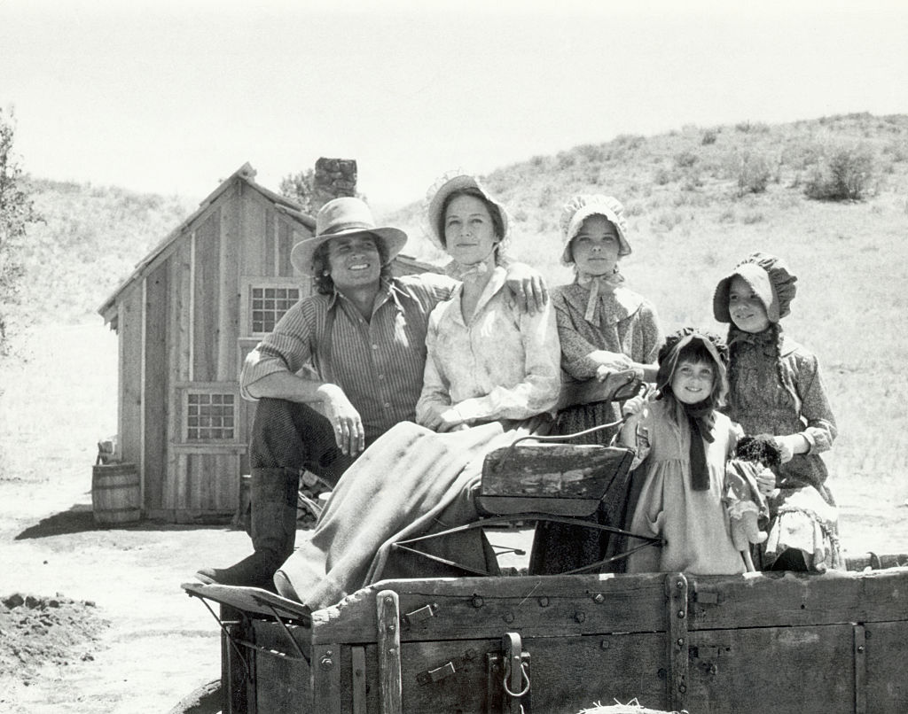The original cast of 'Little House on the Prairie'