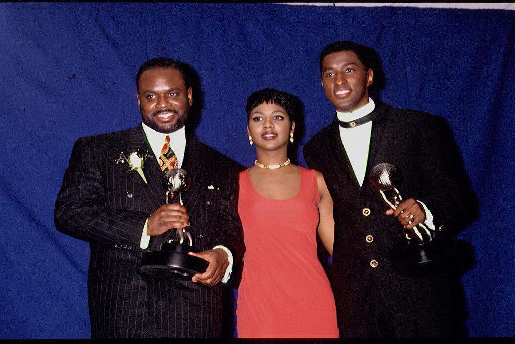 L.A. Reid, Toni Braxton, and Babyface