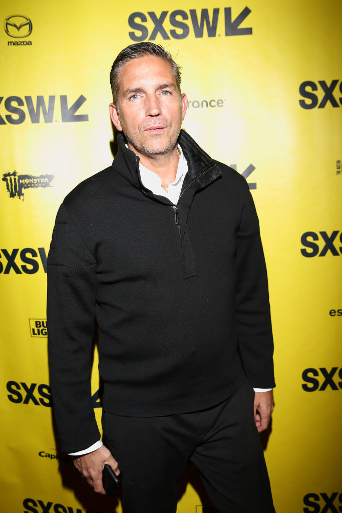 Actor Jim Caviezel