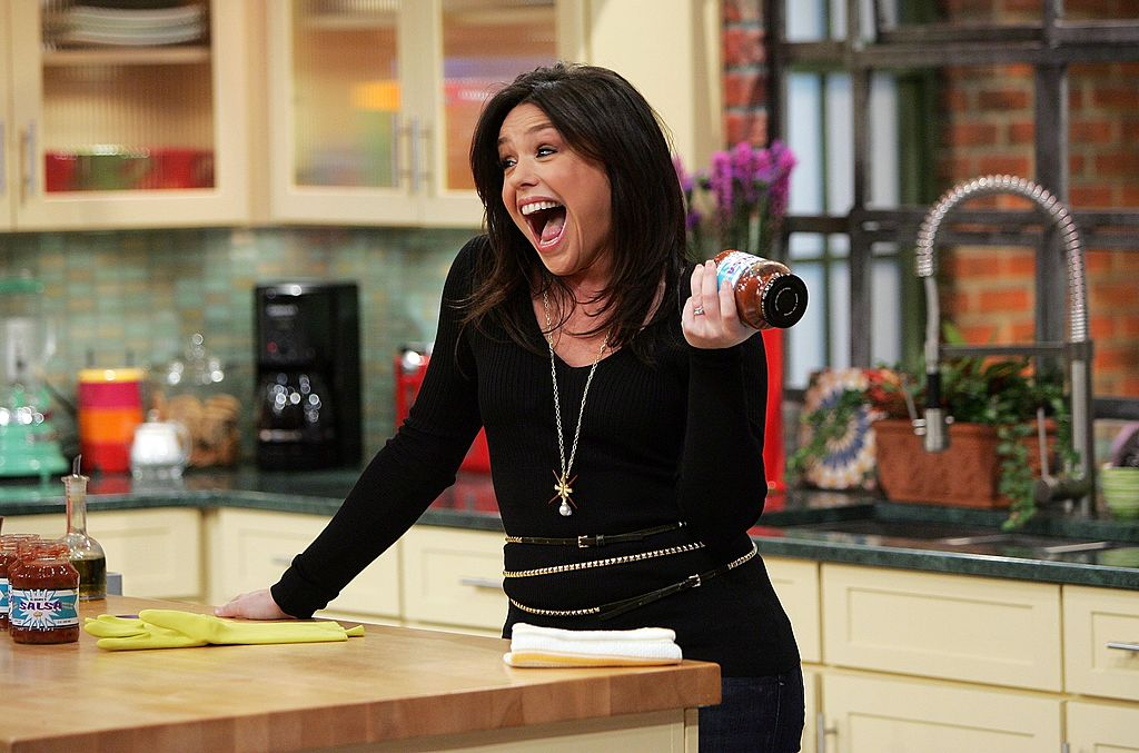 Rachael Ray on her daytime show, 'Rachael Ray'