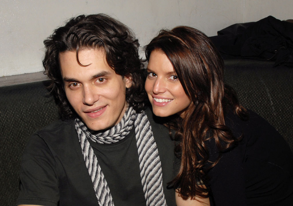 John Mayer and Jessica Simpson, 2007