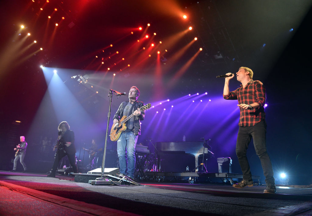 Matchbox Twenty in concert