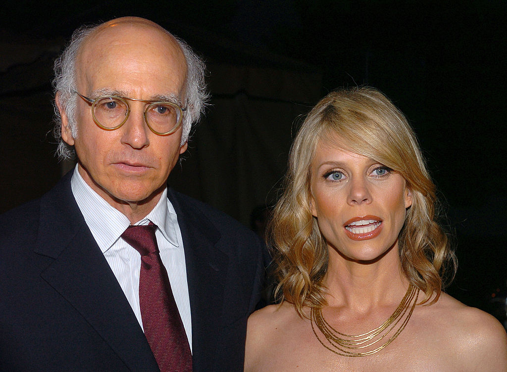 Larry David and Cheryl Hines of 'Curb Your Enthusiasm'