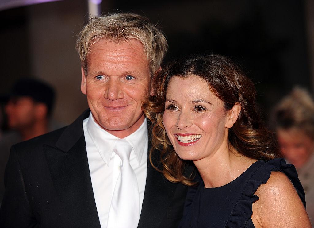 Gordon Ramsay and his wife, Tana