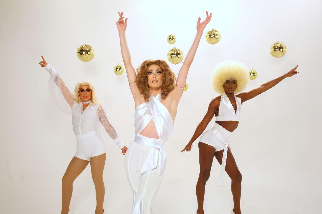 Gigi Goode of 'RuPaul's Drag Race' in a pre-recorded segment
