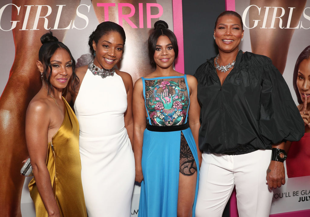 'Girls Trip' cast