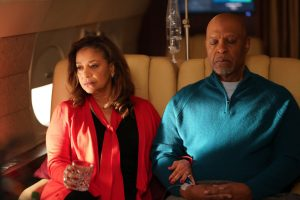 'Grey's Anatomy': James Pickens Talks Richard Webber's Diagnosis and If There Is a Future for Richard and Catherine