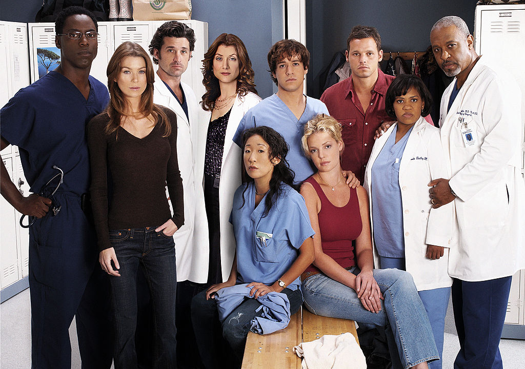 The 'Grey's Anatomy' Cast in 2006