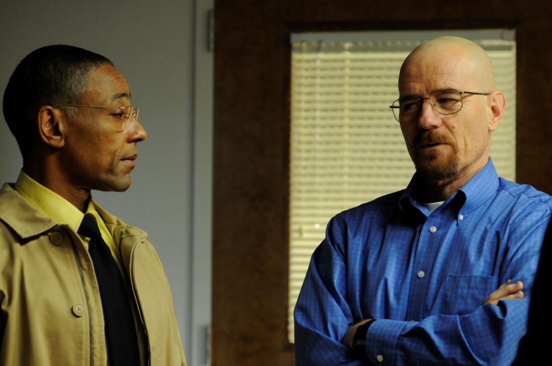 Gus Fring and Walter White