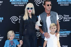 How Gwen Stefani Is Handling Co-Parenting With Gavin Rossdale 1300 Miles Apart