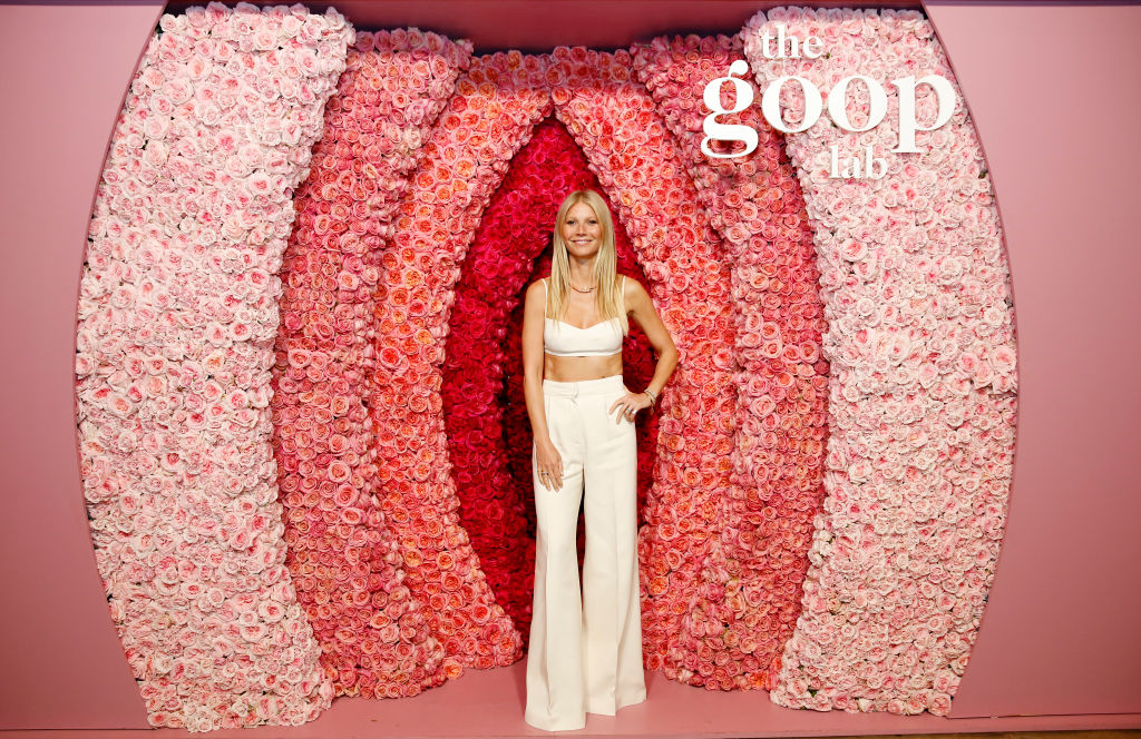Gwyneth Paltrow attends the goop lab Special Screening