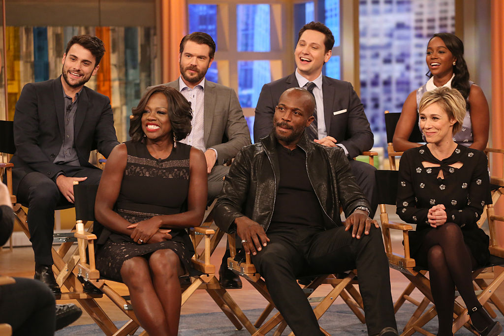 'How to Get Away with Murder' Cast on 'The View'