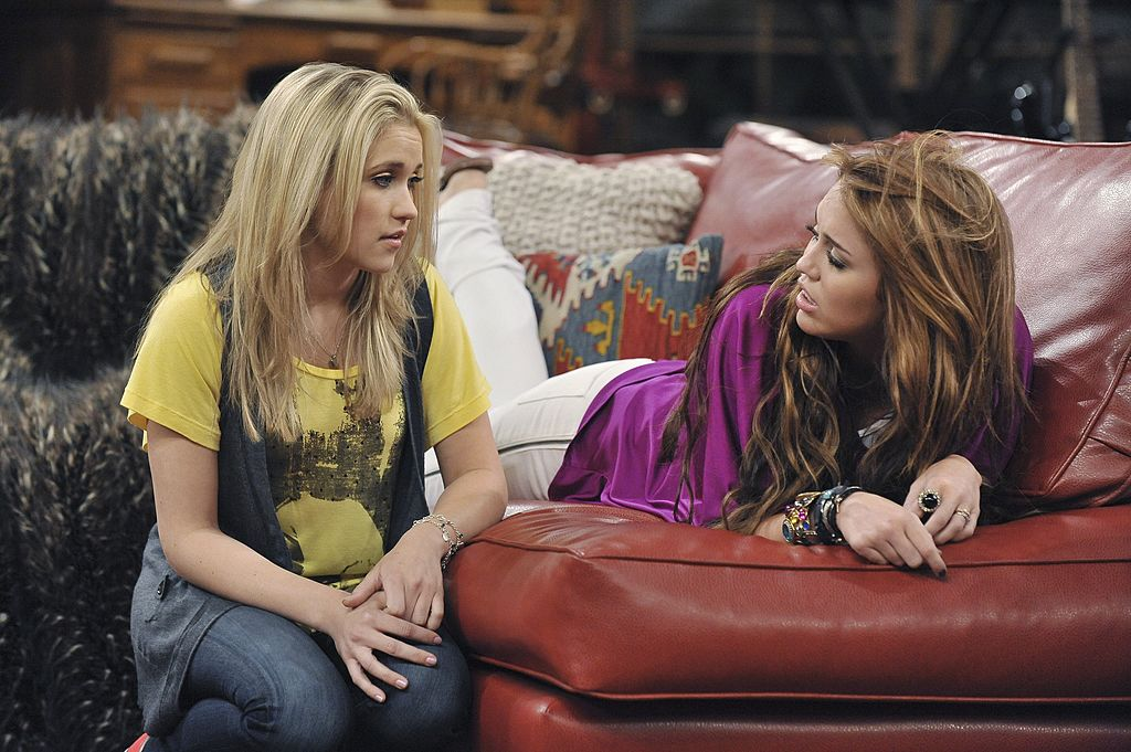 """I'll Always Remember You"" episode of 'Hannah Montana'"