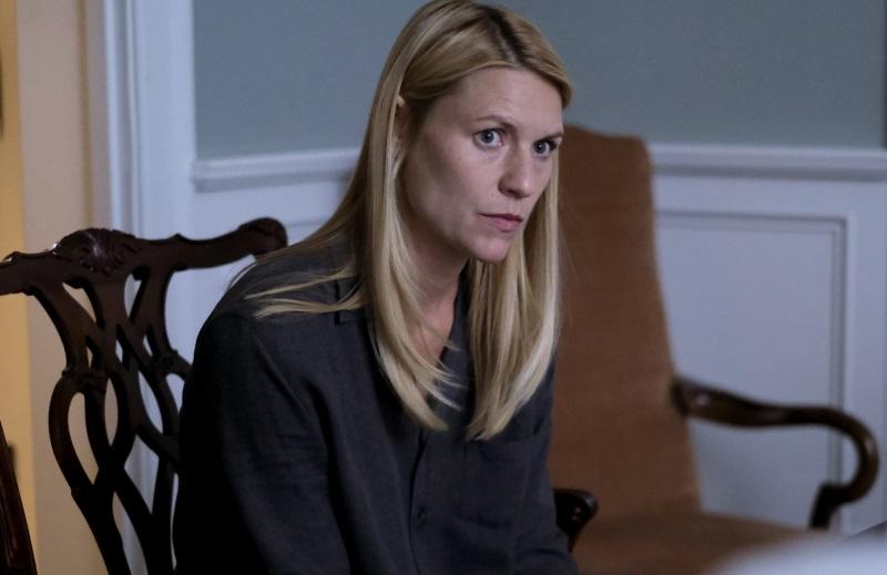 Claire Danes in final season of 'Homeland'