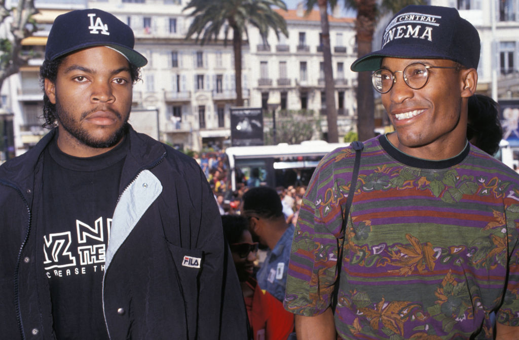 In Boyz N the Hood, the director never told the actors that there would be real gunfire