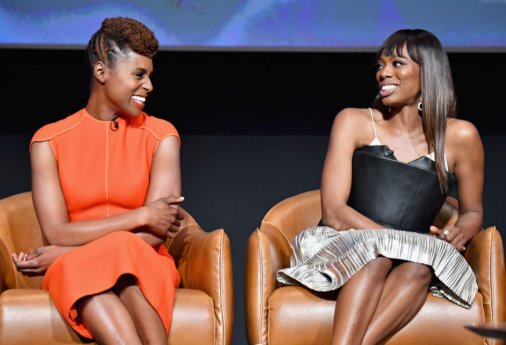 Issa Rae and Yvonne Orji stars of Insecure season 4