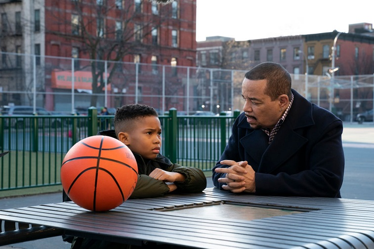 Ja'Siah Young and Ice-T
