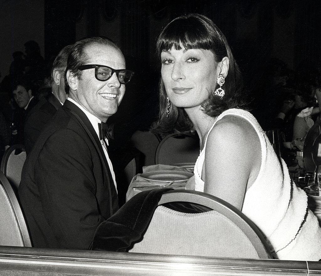How Long Did Anjelica Huston and Jack Nicholson Date?