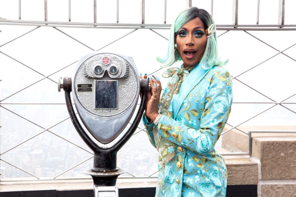 Jaida Essence Hall of 'RuPaul's Drag Race' Season 12