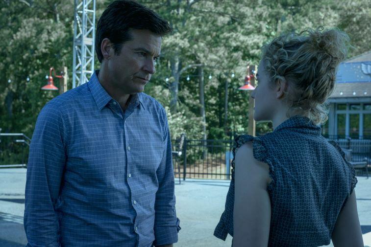 Jason Bateman and Julia Garner in 'Ozark'