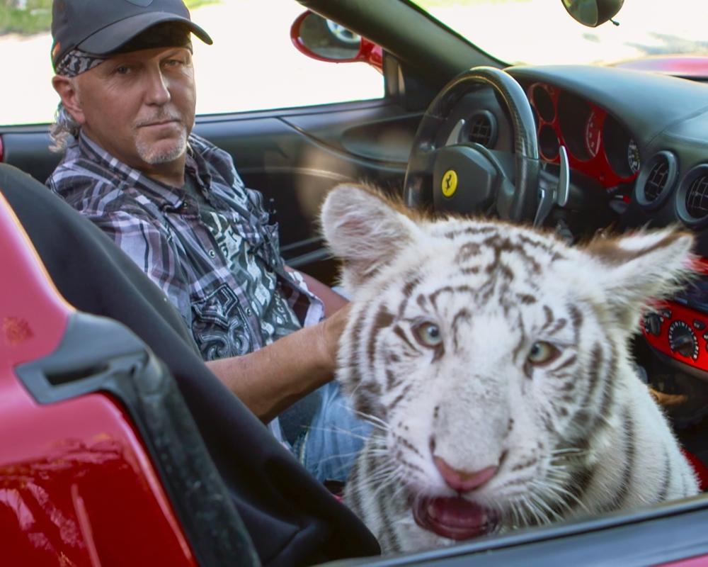 Jeff Lowe in Tiger King