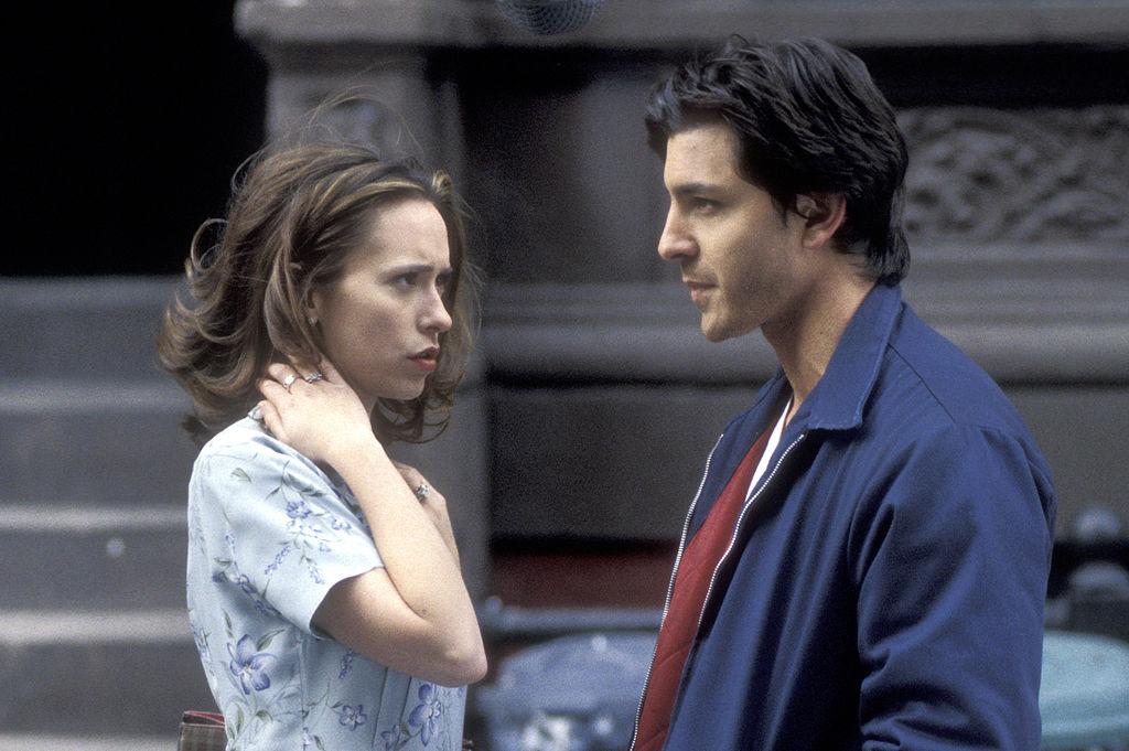 Jennifer Love Hewitt and Diego Serrano