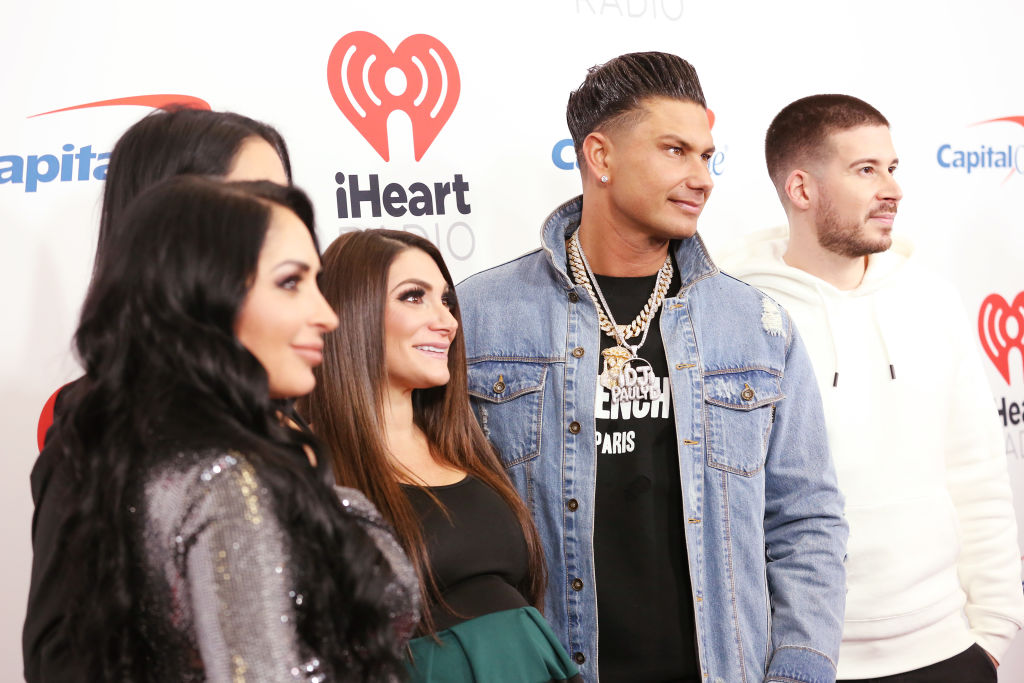 'Jersey Shore': The Best Arguments Pauly D Sparked Between Vinny Guadagnino and Angelina Pivarnick