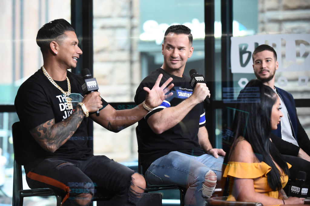 Jersey Shore 'The Shorefather' notes