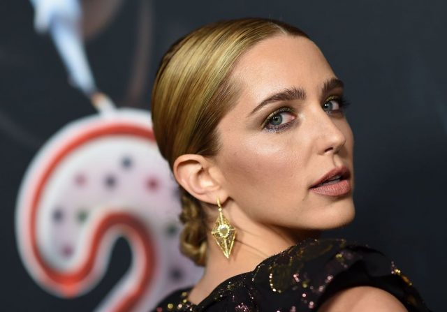 Jessica Rothe at the 'Happy Death Day 2U' premiere