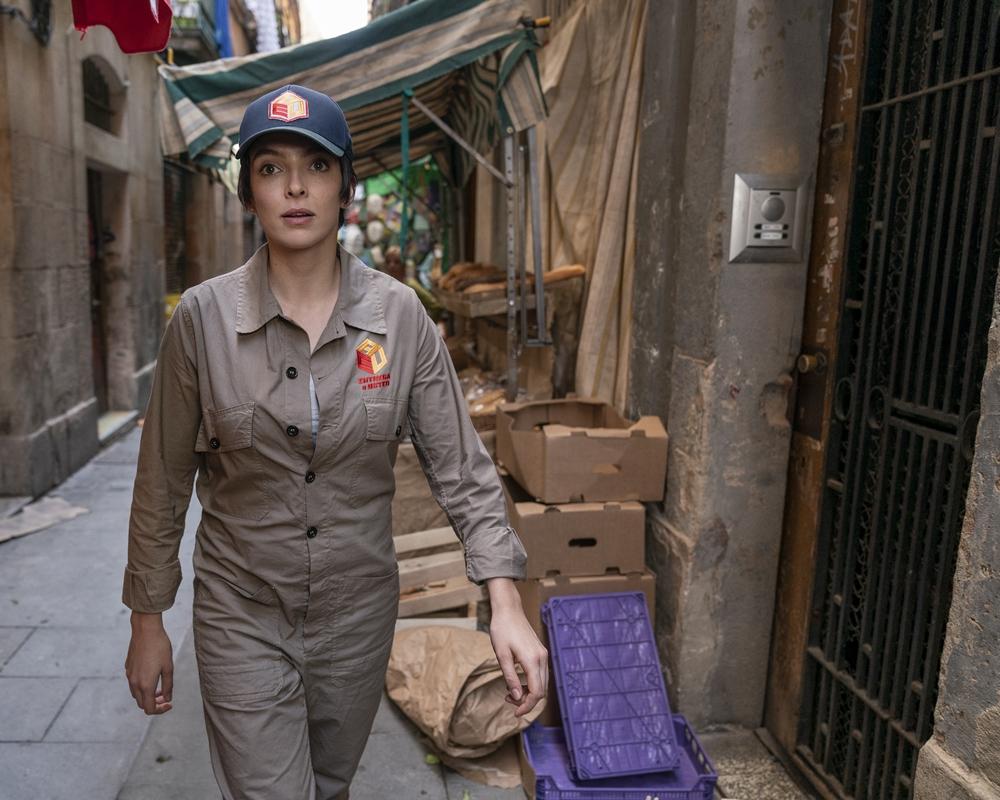 Jodie Comer: Killing Eve Season 3
