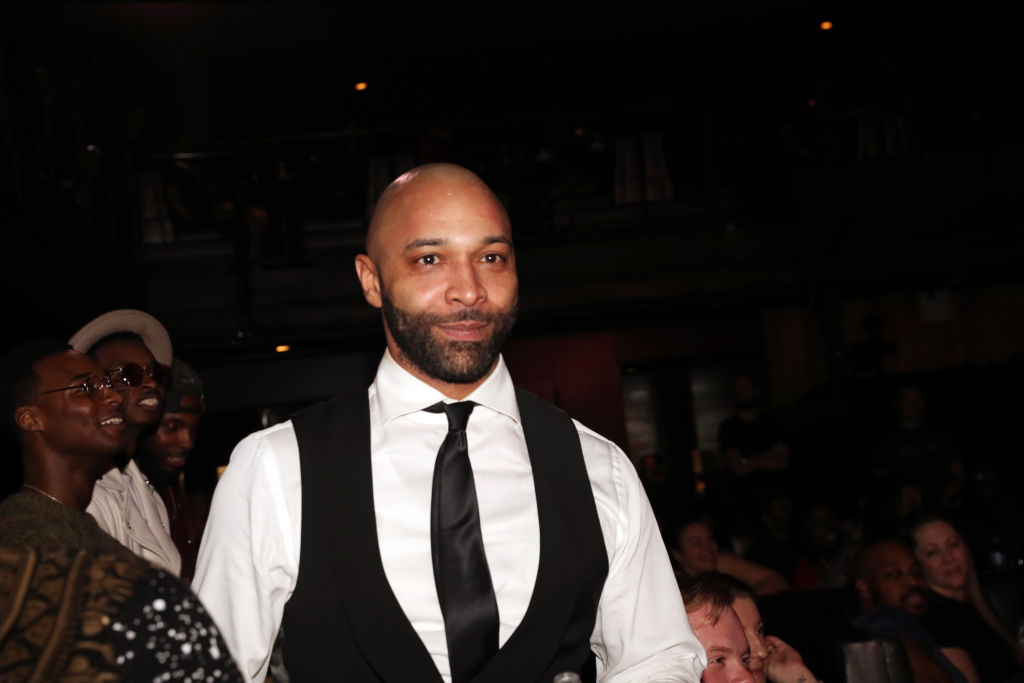 'Love & Hip Hop': Joe Budden's ...