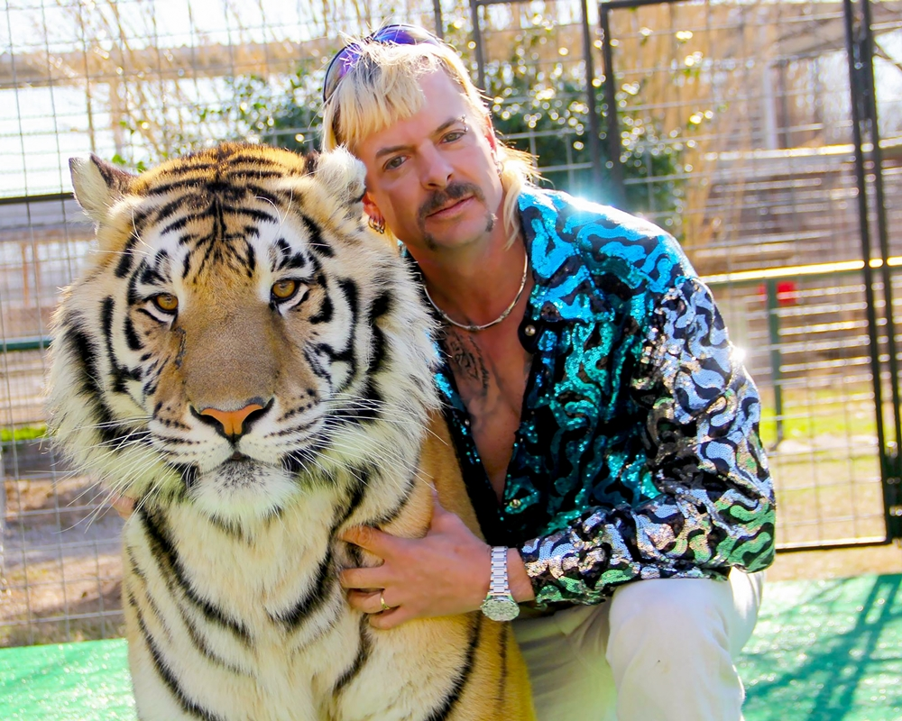 Why 'Tiger King' Left Out Joe Exotic's Racist Remarks