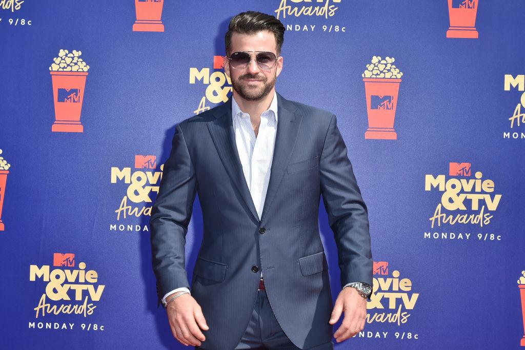 Johnny 'Bananas' Devenanzio attends the 2019 MTV Movie & TV Awards