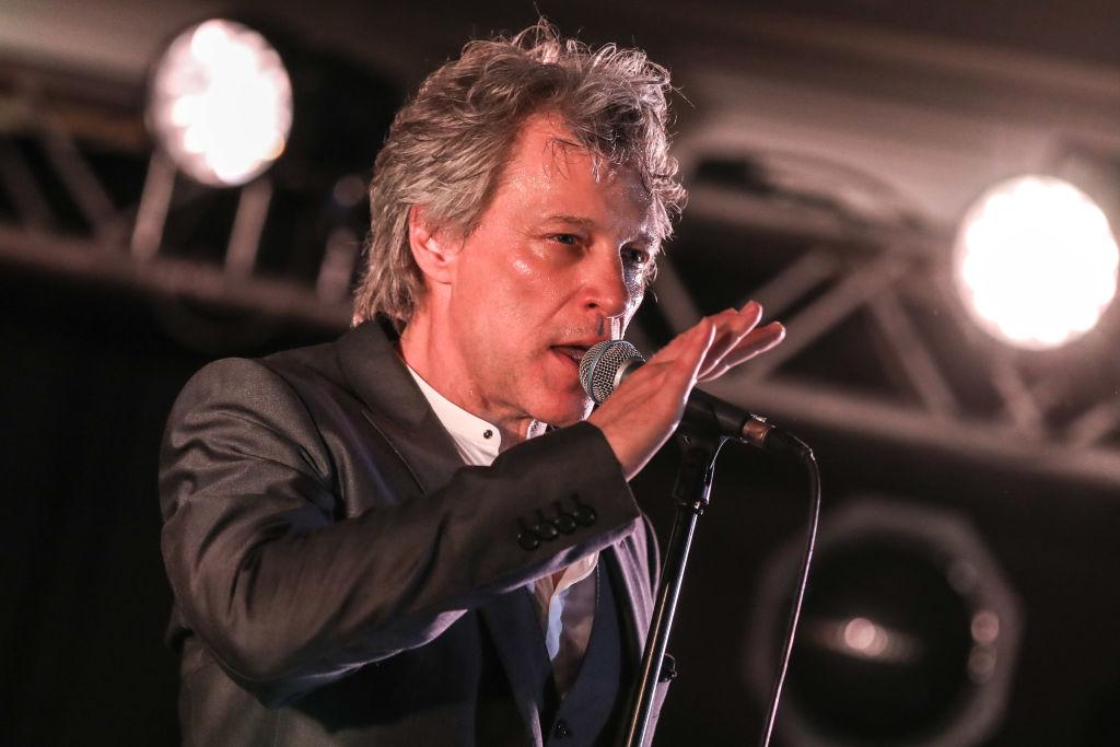 Jon Bon Jovi Is Still Washing Dishes at Soul Kitchen Five ...