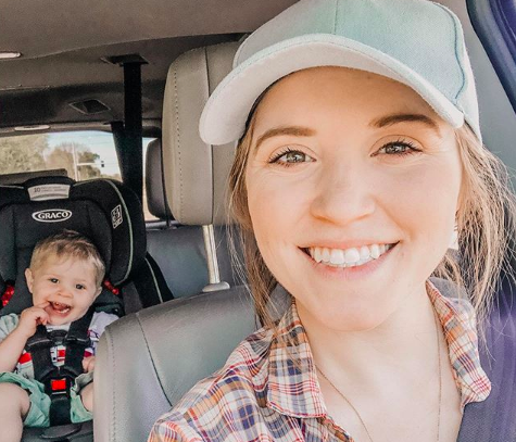 Joy-Anna Duggar Is Promoting Natural Supplements on Her Instagram: 'It Helps With Boosting My Immune System'