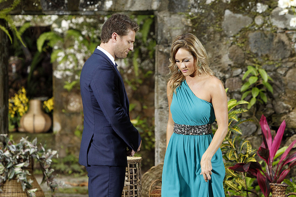 'The Bachelorette's Clare Crawley and 'The Bachelor's Juan Pablo Galavis in 2014
